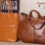 タンデムとバギーポート「2つのレザートートバッグ」を徹底比較