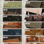 バギーポートの人気メンズバッグシリーズがさらに分かりやすく!
